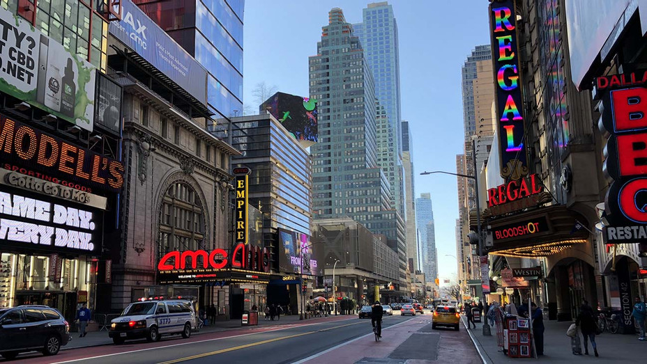 AMC Empire in New York City 3 —Publicity - H  2020