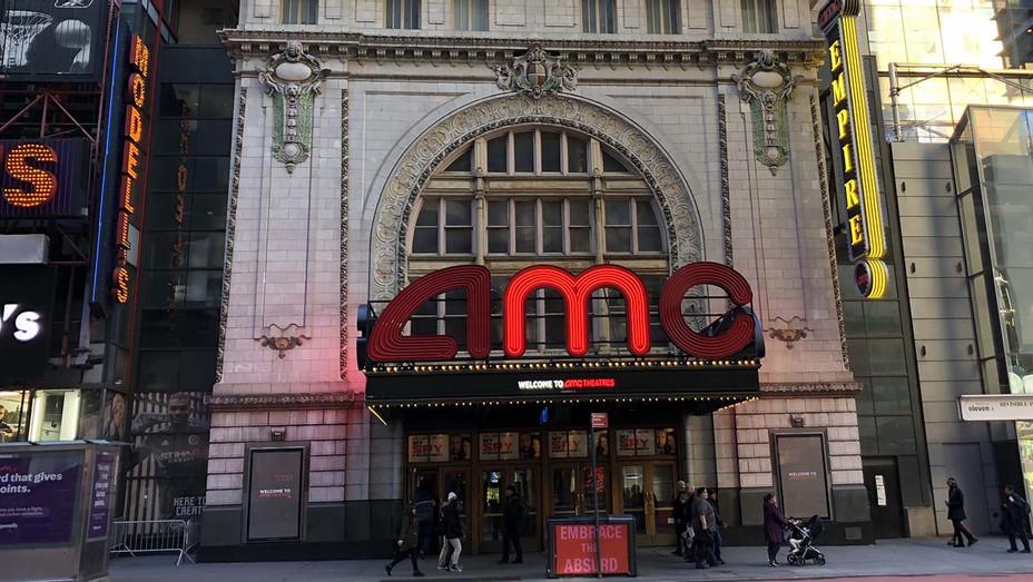 AMC Empire in New York City 4 —Publicity - H  2020