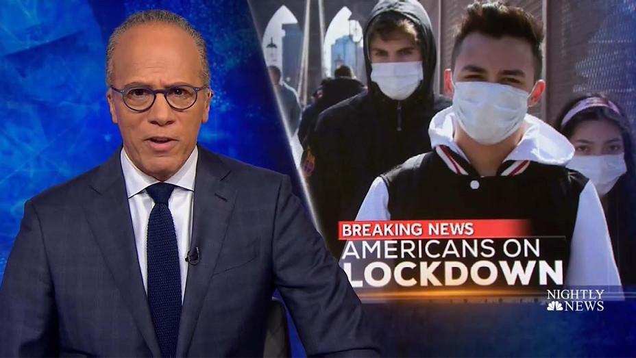 Lester Holt NBC News - Publicity -H 2020