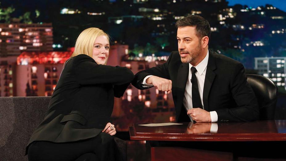 Jimmy Kimmel Live!_Elle Fanning - Publicity - H 2020