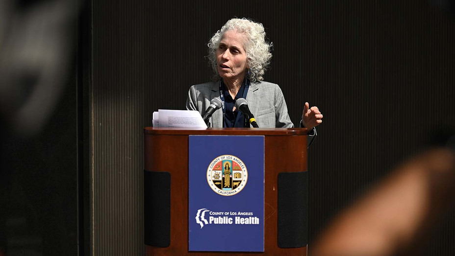 Los Angeles County Public Health director Barbara Ferrer - Getty - H 2020