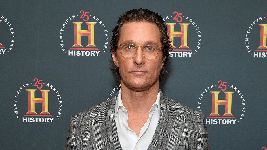 Matthew McConaughey - HistoryTalks - AE - H 2020