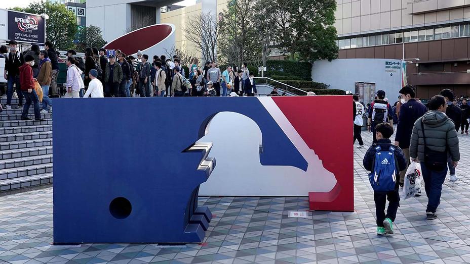 MLB logo - Getty - H 2020