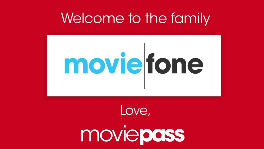 Brand New: New Logo for Moviefone