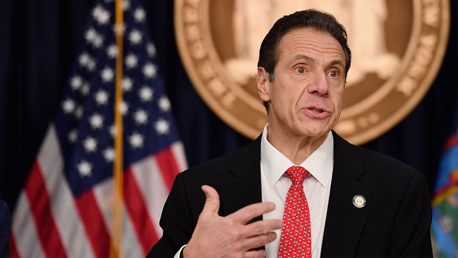 New York Governor Andrew Cuomo - Getty - H 2020