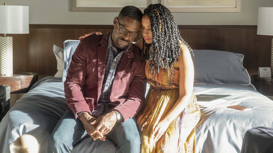 "THIS IS US -- ""Strangers: Part Two"" Episode 418 -Sterling K. Brown -Susan Kelechi Watson"