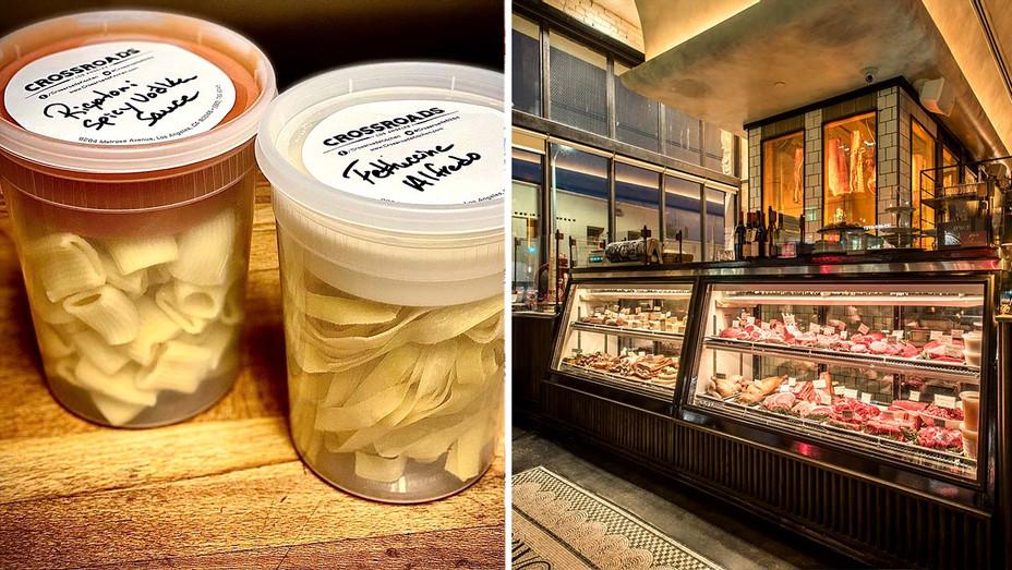 Pasta - Butcher shop - Publicity - Split - H 2020