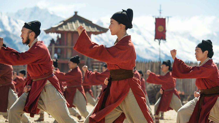 Mulan Still 2 -Liu Yifei - Disney Enterprises Publicity -H 2020