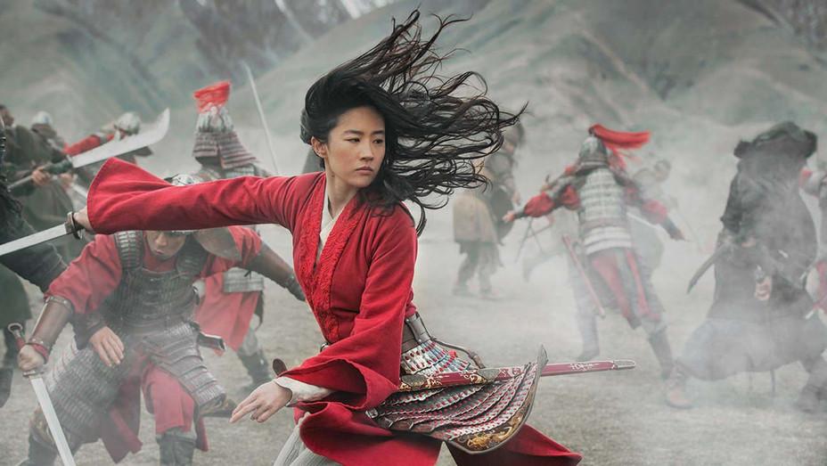 Mulan Still 1 -Liu Yifei - Disney Enterprises Publicity -H 2020