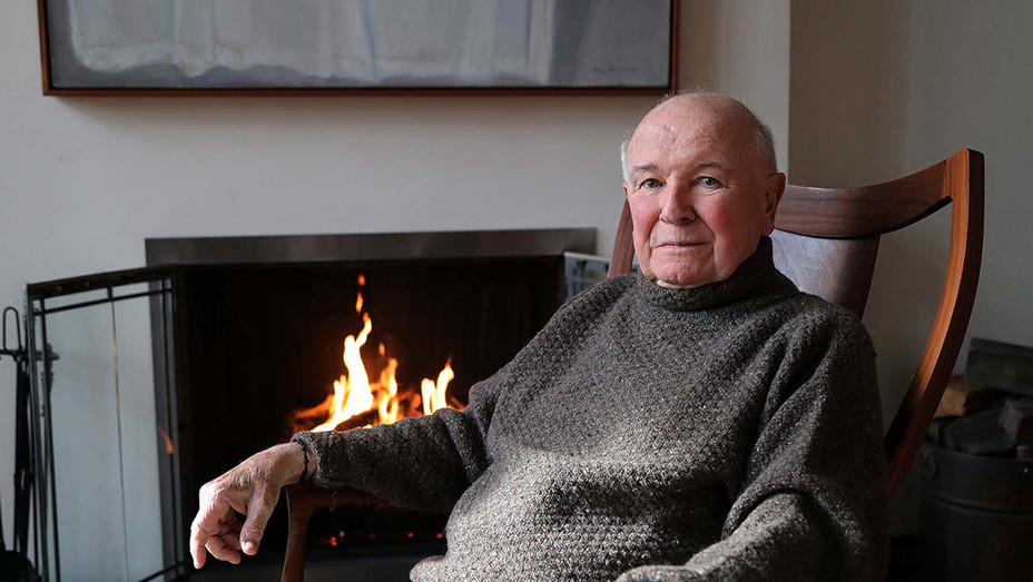 Playwright Terrence McNally - Getty - H 2020