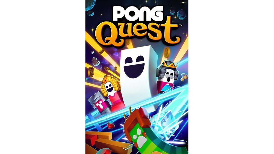 Pong Quest_Keyart - Publicity - H 2020