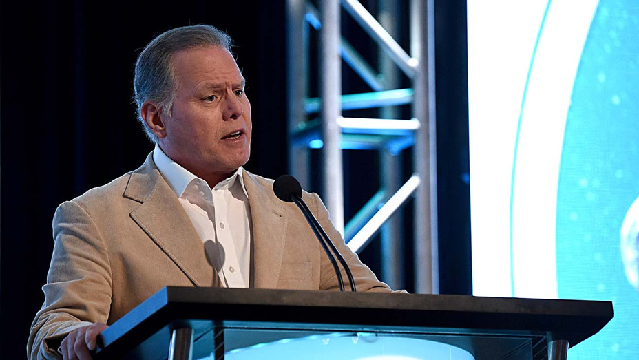 President and CEO, Discovery, Inc. David Zaslav - Getty - H 2020