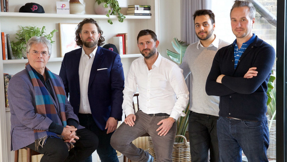Purely Capital's Wayne Marc Godfrey and his team - H 2020