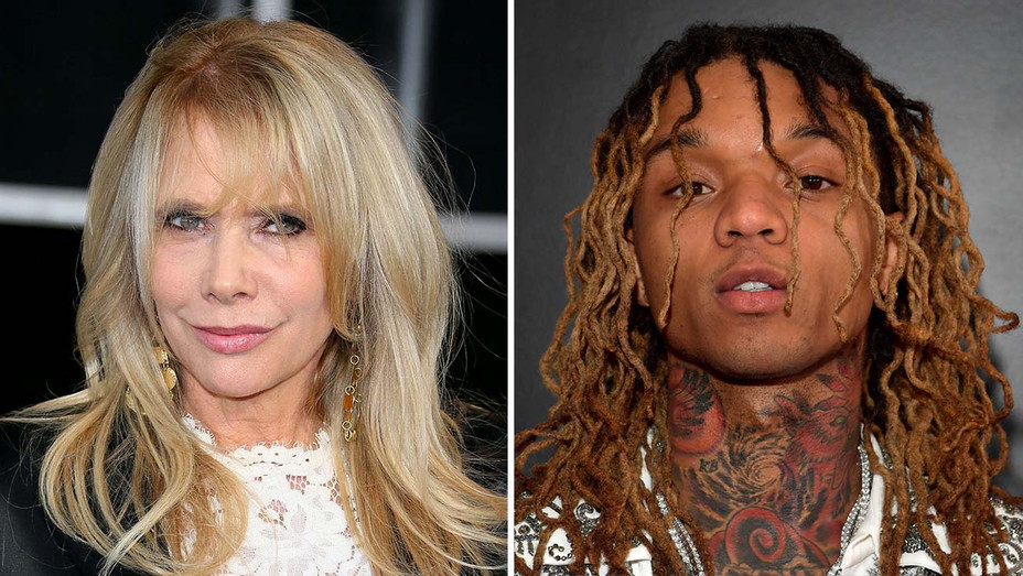 Rosanna Arquette - Swae Lee -Getty - Split - H 2020