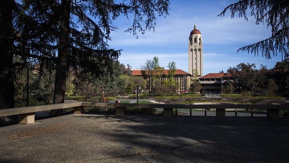 Stanford Campus Empty - Getty - H 2020