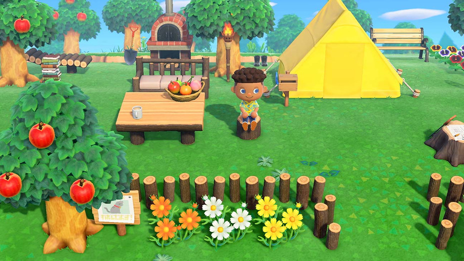 Animal Crossing New Horizons - Nintendo Publicity-H 2020