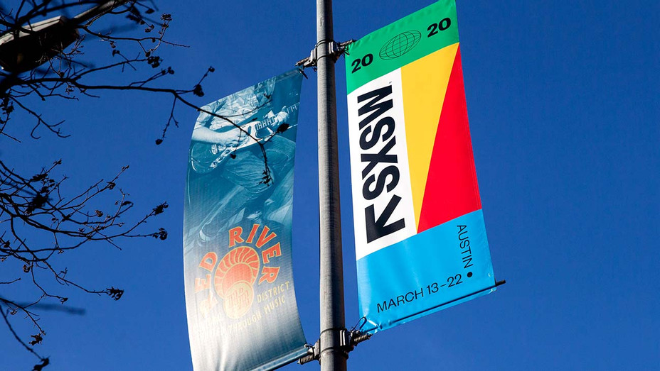 SXSW 2020 banners - Getty - H 2020