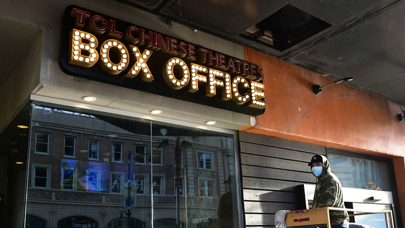 Reporter's Notebook: The Weekend When Box Office Hit Zero for the First Time