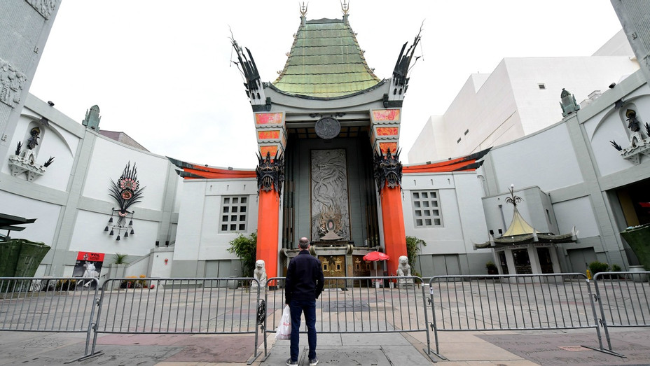 TCL Chinese Theatre Closed March 2020