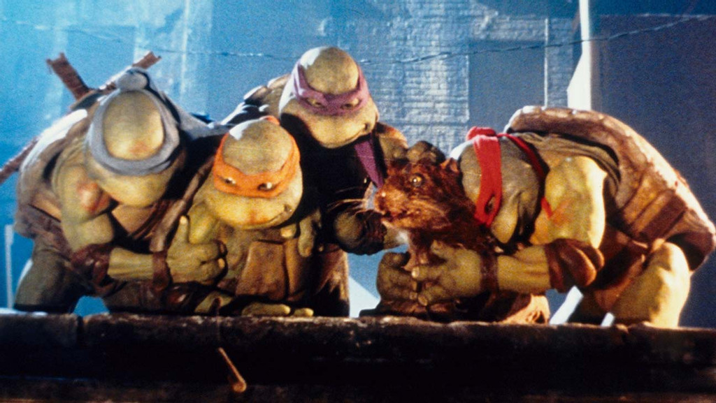 Why Teenage Mutant Ninja Turtles Is Radical 30 Years Later Hollywood Reporter