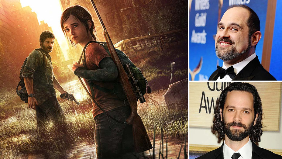 The Last of Us and Craig Mazin and Neil Druckmann insets-H 2020