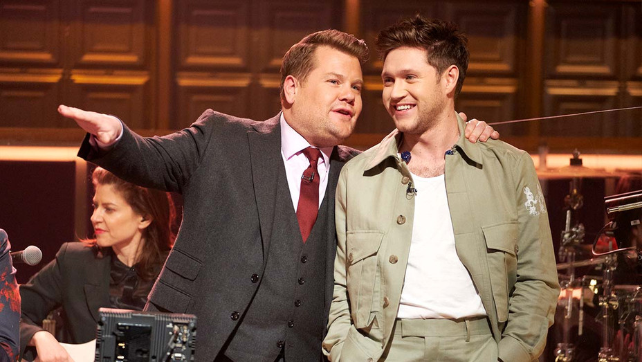 The Late Late Show with James Corden - Niall Horan - Publicity Still - H 2020