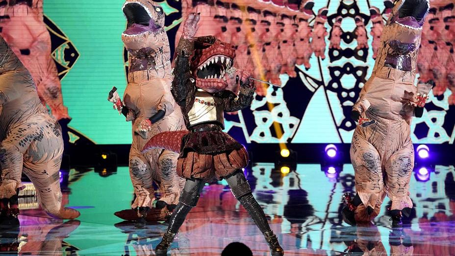 The Masked Singer - T-rex - Publicity still - H 2020