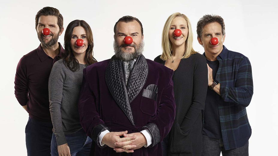 THE RED NOSE DAY SPECIAL 2020 - Publicity - H 2020
