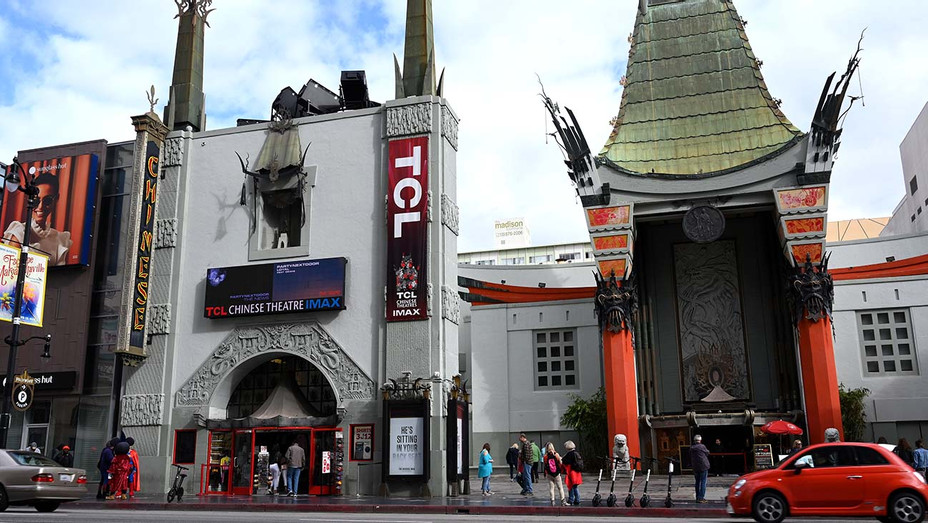 The TCL Chinese Theatre - March 15 2020 - Getty - H 2020