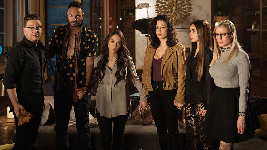 THE MAGICIANS - Oops I did It Again - Episode 506 - Publicity-H 2020