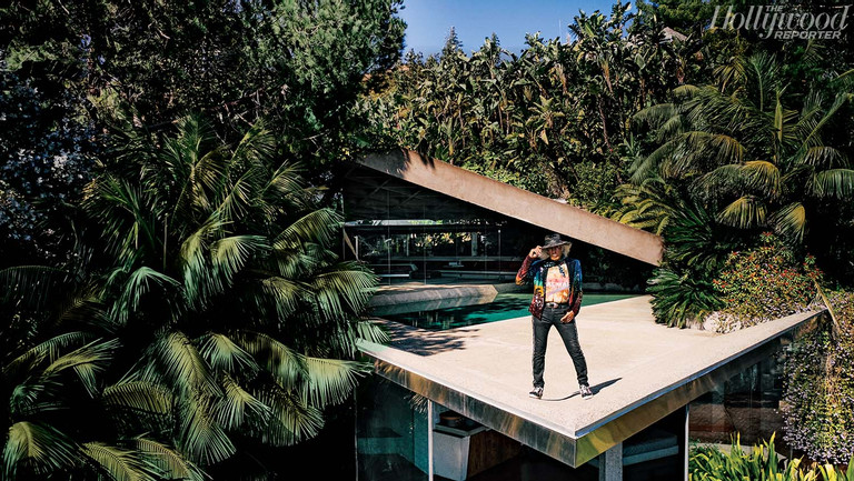 The Peculiar Life of the Man in the 'Big Lebowski' House: An NBA Superfan's Wild L.A. Mansion