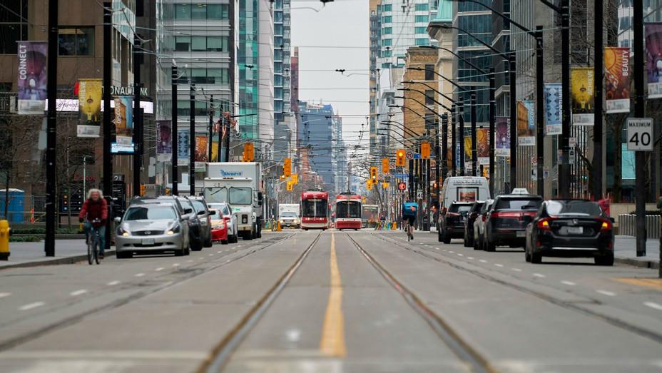 Toronto March 24 2020