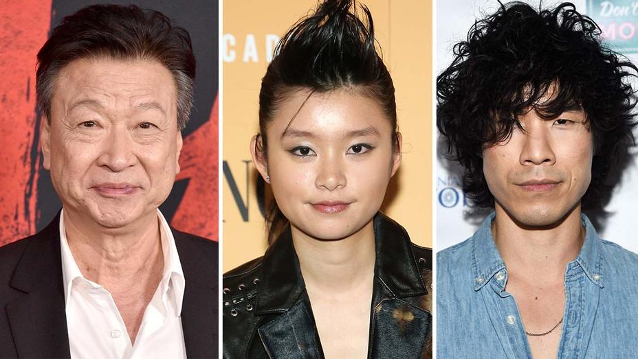 Tzi Ma, Ciela Au and Eugene Lee Yang-Getty-H 2020