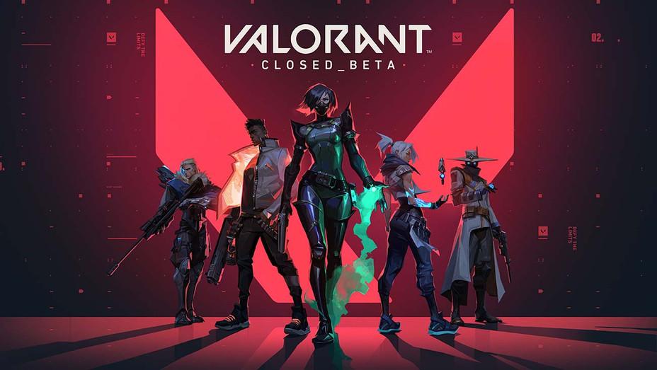 Valorant Closed Beta Art - Publicity - H 2020