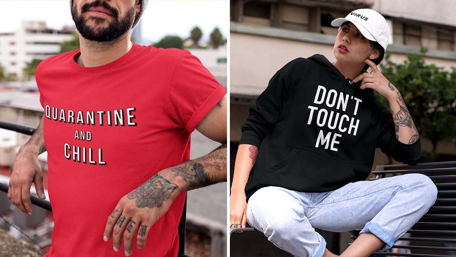 Virus Collective-coronavirus clothing co.-Publicity - Split - H 2020