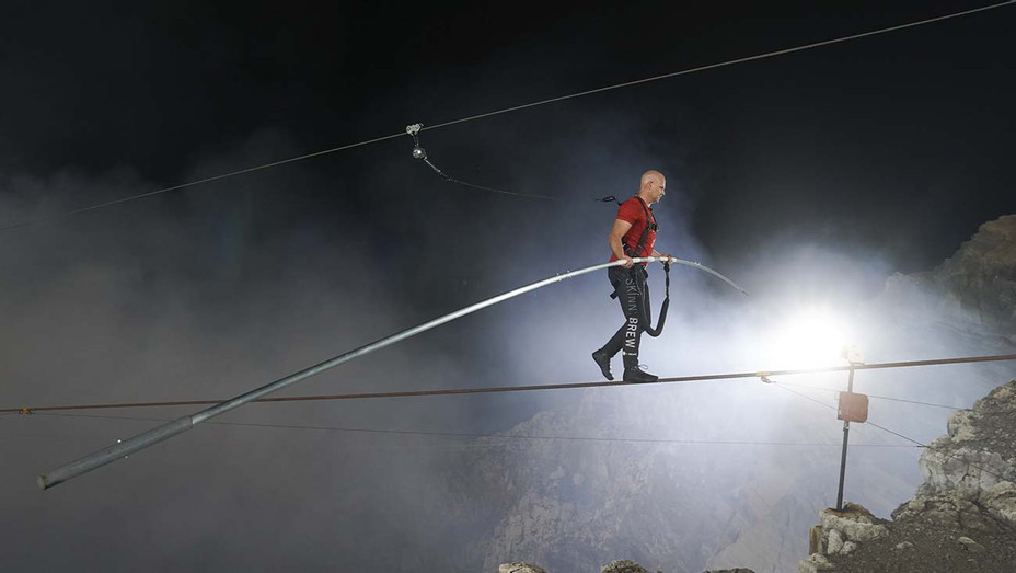 "VOLCANO LIVE! WITH NIK WALLENDA  - ""Volcano Live! with Nik Wallenda"" a- ABC Publicity-H 2020"