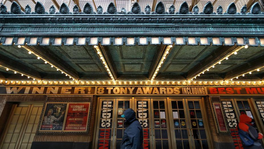 Walter Kerr Theater Broadway March 22 2020