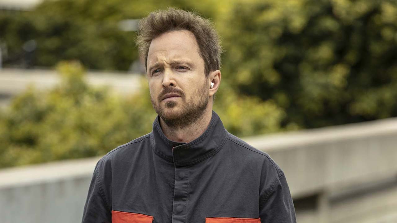 "Aaron Paul Calls Working With Evan Rachel Wood On 'Westworld' a ""Dream Come True"" 