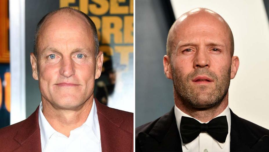 Woody Harrelson, Jason Statham - Getty - SPlit - H 2020