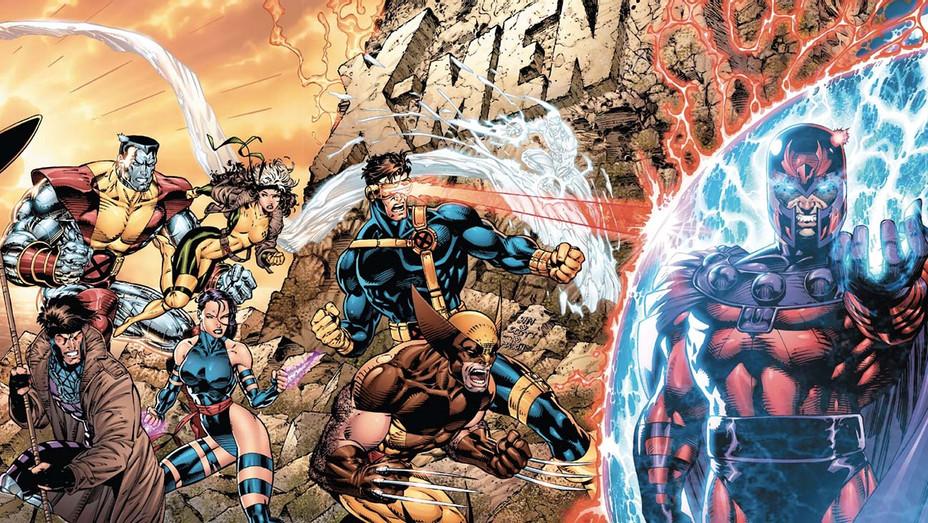 X-Men 1 cover - Publicity - H 2020