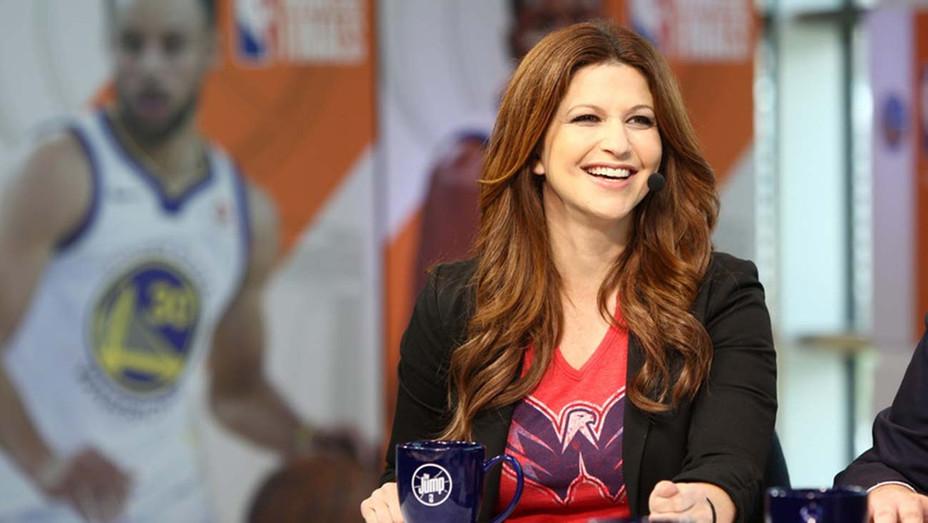 Rachel Nichols The Jump- ESPN- Publicity -H 2020