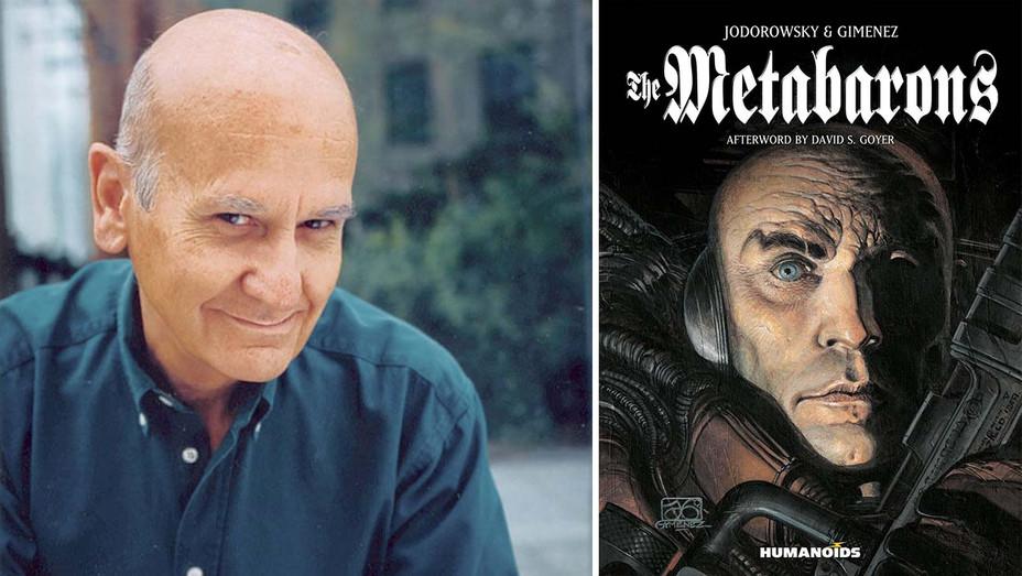 Juan Gime?nez - The Metabarons - Publicity - Split - H 2020