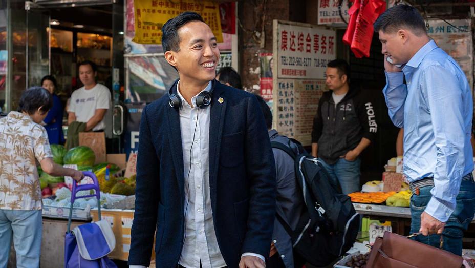 Alan Yang directing Tigertail - Publicity - H 2020