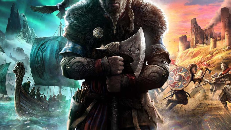 Assassin's Creed- Valhalla - Publicity - H 2020