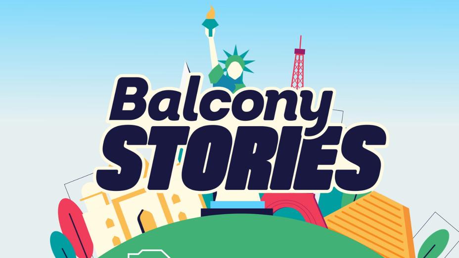 'Balcony Stories' - H 2020
