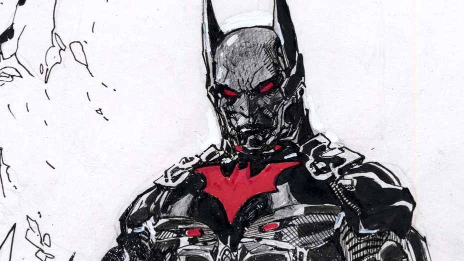 Batman Sketch - Publicity - H 2020