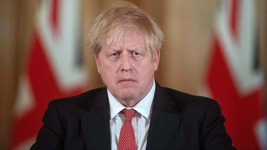 Boris Johnson Serious 2 - Getty - H 2020