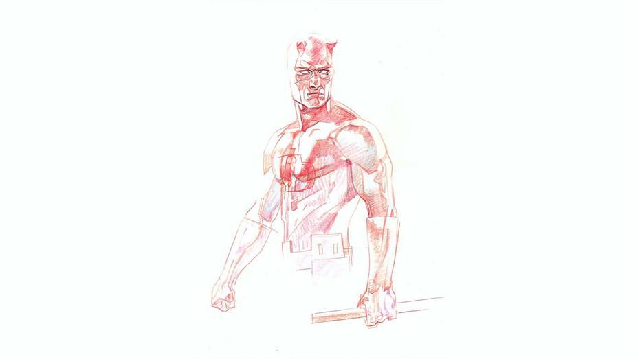 Daredevil Auction Piece - Publicity - H 2020