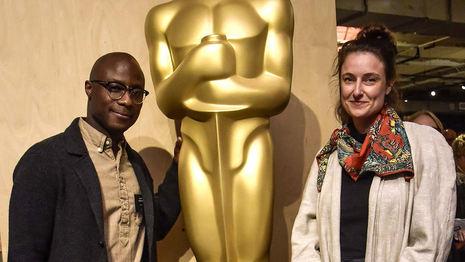 Director Barry Jenkins and Adele Romansk - Getty - H 2020