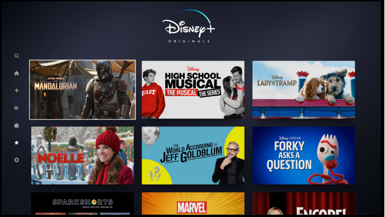 Disney+ Has Made a Splash in U.K. Amid Pandemic: Study